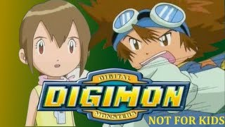 Digimon is NOT Kid