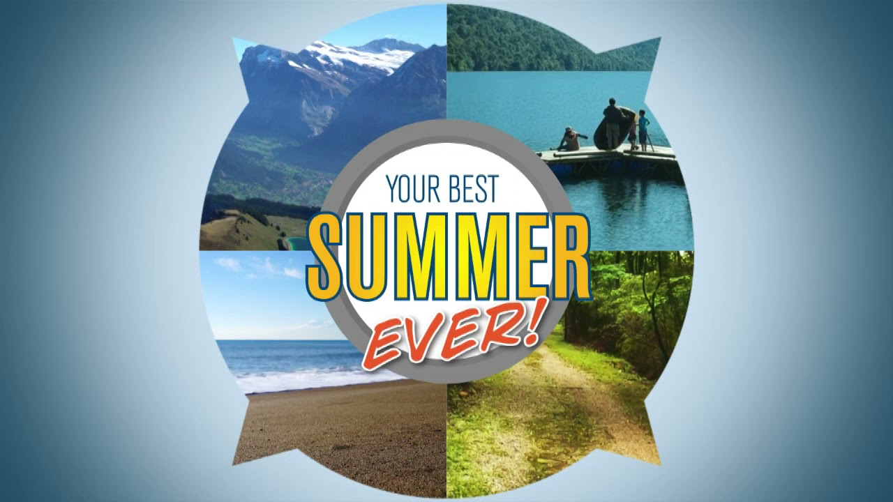 Have the Best Summer Ever with Cousins RV!