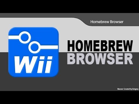 """How To Download """"The Homebrew Browser"""" - Download Apps Instantly!"""