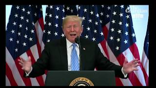 Funniest Moments Of Trump And Some Serious Threats To The World By Pakistan's F.M.