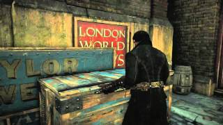 Assassin's Creed: Syndicate - Cable News: Locate Cable Lines & Loot Three Crates (Recruit Rooks) PS4