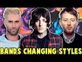 Download 7 Bands Who COMPLETELY Changed Their Sound MP3 song and Music Video
