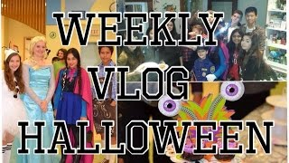 Weekly Vlog- Halloween 2014 Thumbnail