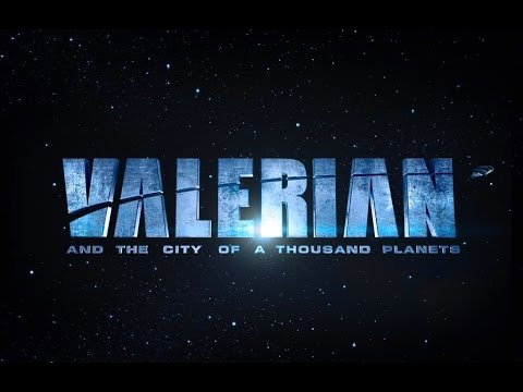 VALERIAN Trailer Music : The Hit House - Because [HD]