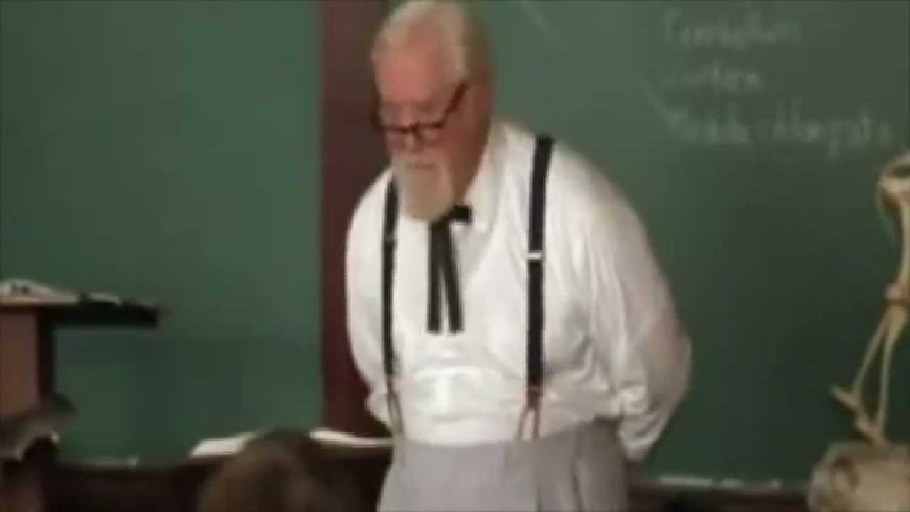 "The Waterboy - ""No Colonel Sanders, You're Wrong"" - YouTube"