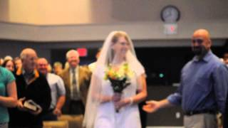 February 9, 2014: Freedom Church: Here Come the Bride.