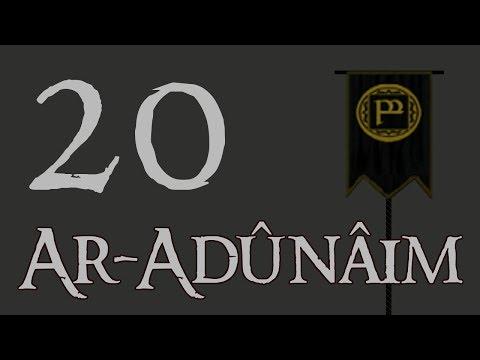 TATW: Divide & Conquer V2, Adûnâim - 20, Undertowers