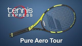 Babolat Pure Aero Tour Racquet Review | Tennis Express