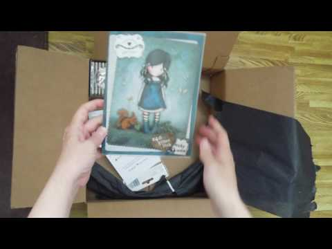 Busy Bee Stationery Unboxing May 2016