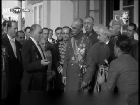 Atatürk'ün Yepyeni Görüntüleri 2018 HD 720p