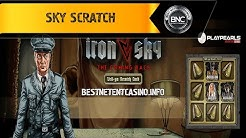 Iron Sky Scratch slot by PlayPearls
