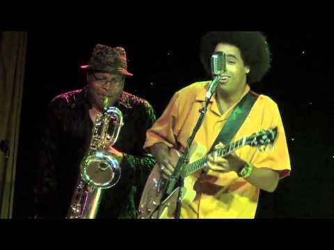 Selwyn Birchwood ~Still Called the Blues~ at Sin City Soul & Blues Revival