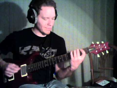 "Z-ro ""These Days"" on a guitar."