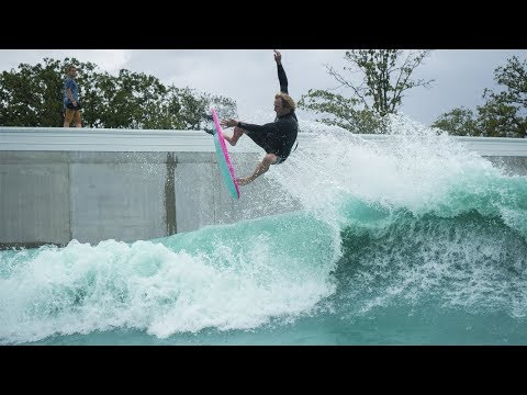 SURFING TEXAS with JAMIE OBRIEN