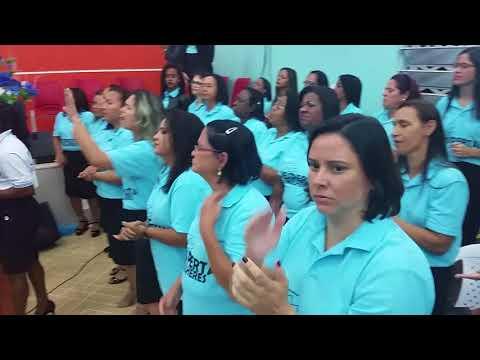 CONGRESSO DAS IRMÃS 2017- IGREJA BATISTA NIKKEI, BRISAMAR- parte 3