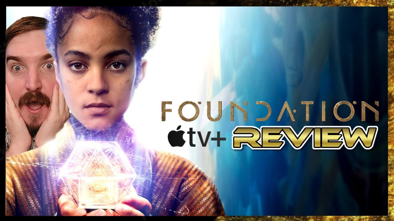 'Foundation' review: David S. Goyer and Apple TV+ build Isaac ...