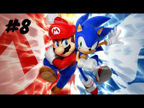 Mario & Sonic at the Rio 2016 Olympic Games - Heroes Showdown #8