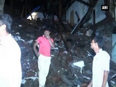 One critically injured as building collapses in Mumbai's Bhuleshwar area - ANI News