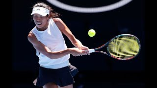 Hsieh Su-Wei | 2018 Japan Women's Open Semifinal | Shot of the Day