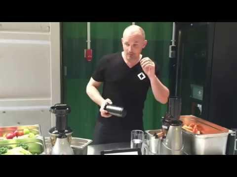Tips og tricks til juicing pa Kuvings slowjuiceren Doovi