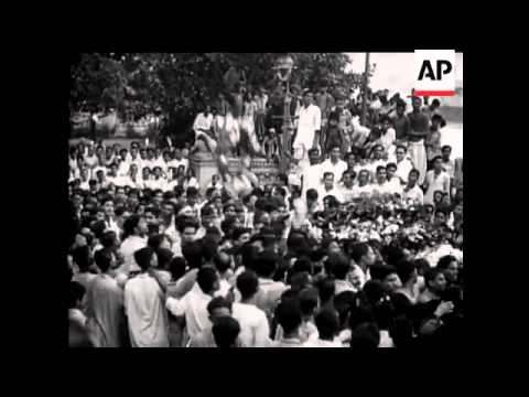 FUNERAL OF DR TAGORE - MUTE