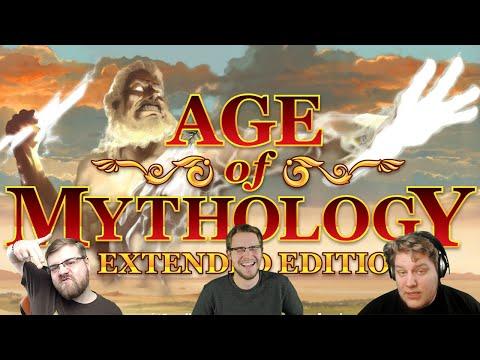 DAS WAR KNAPP 🎮 Age of Mythology #2