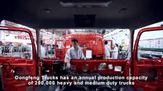 Dongfeng Trucks: what we do