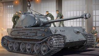 World Of Tanks Review VK 45 02 P Auf B