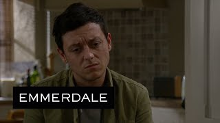 Emmerdale - Matty Confronts Cain to Find Out the Truth About Adam