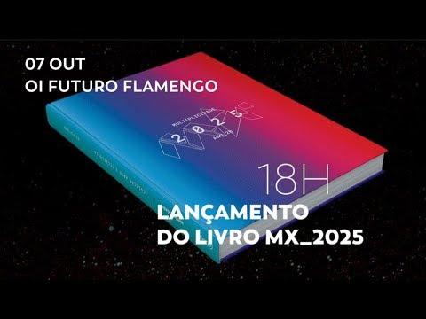 Multiplicidade_2025_Ano_13 | Lançamento do Livro MX_2025