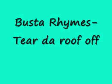 Busta Rhymes-Tear da roof off