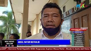 Hasil Swab Covid, Jadi Syarat Pendaftaran Dalam Pemilukada Sultra