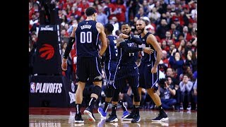 DJ Augustin Hits Game-Winner After Kawhi Leonard Comes Up Clutch | Wild Finish to Game 1