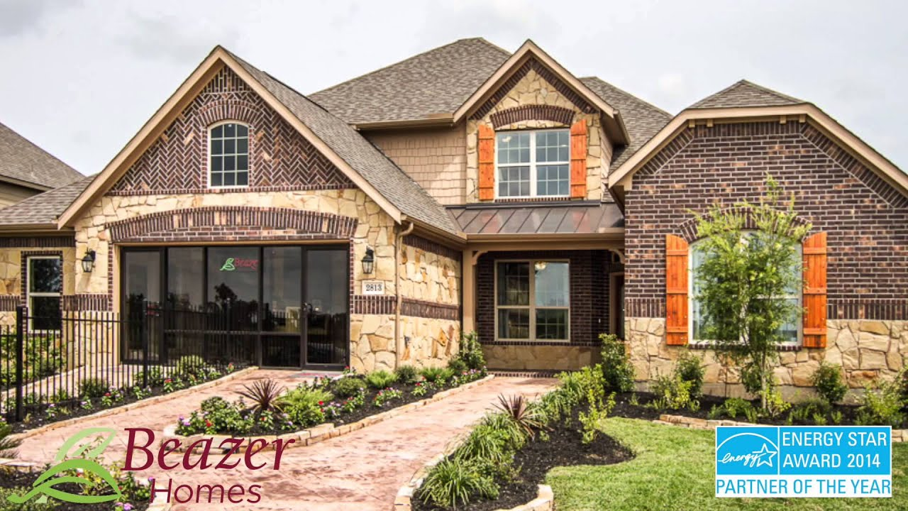 New Homes Pearland TX