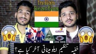 Indian Reaction On What is Illuminati Explained By Hasi TV | Secrets Of Illuminati Exposed