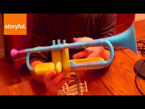 Musician Tests A 3D Printed Trumpet Storyful, Crazy
