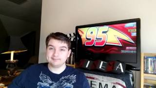 Cars 3 Teaser Trailer #2 REACTION!!!!!!!