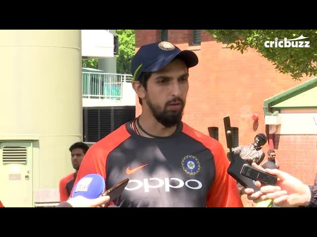 Our only goal here is to try and win the Test series - Ishant Sharma