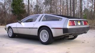 134984 / 1983 DeLorean DMC-12