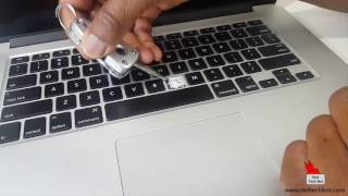 How to Replace a Faulty Macbook Pro Key