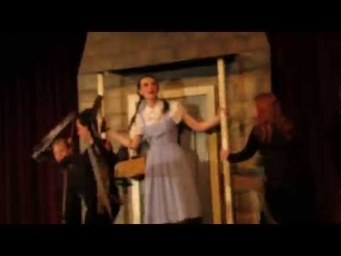 The Wizard of Oz by Johnson Co High School Players & Johnson Co Young Artists - The Tornado