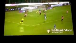 Video Gol Pertandingan Palermo vs Sampdoria