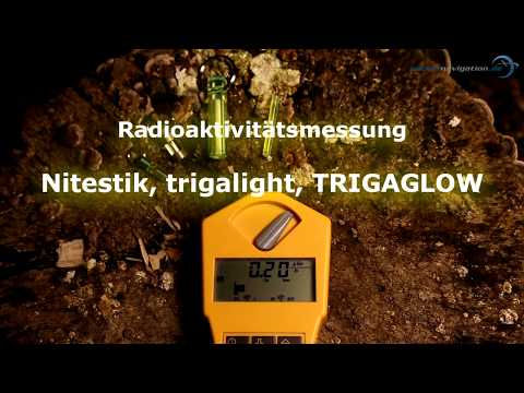 Trigalight glowring