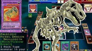 Yugi Tag Force - เด็ค ฟอสซิล สุดยอดไดโนเสาร์ที่ไม่มีวันตาย !