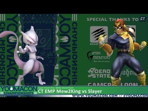 Youmacon 2013 - CT EMP Mew2King vs Slayer - Grand Finals - SSBM