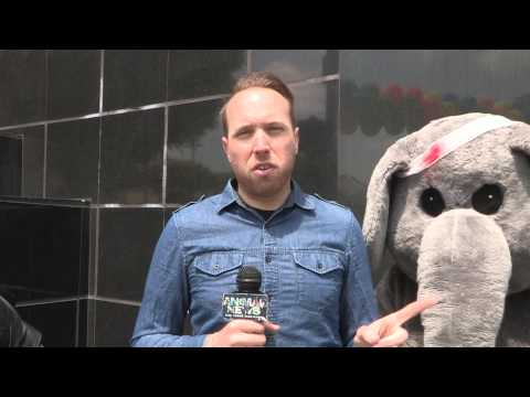 Matt Bruce of PETA discusses Elephant Abuse by Have Trunk will Travel