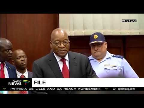 Zuma set to appear before the Pietermaritzburg High Court