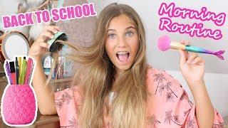 School Morning Routine | GRWM | Rosie McClelland