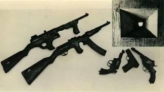 Mystery Chinese WW2 Submachine Gun  (Asimov)