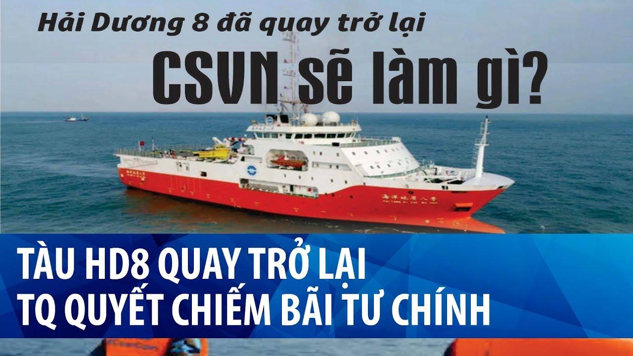 Image result for Tàu Hai Dương 8 của TC